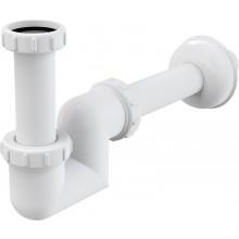 ALCAPLAST A45F bidetový a umyvadlový sifon pr.32mm, PP, bílá