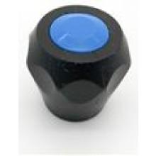 """HARTMAN rukojeť 3/8"""", k vodovodní baterii, na čtyřhran, plast, černá/modrá"""