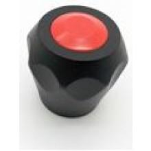 """HARTMAN rukojeť 3/8"""", k vodovodní baterii, na čtyřhran, plast, černá/červená"""