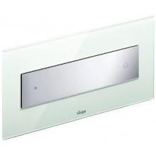 VIEGA VISIGN FOR STYLE 12 8332.1 WC ovládací deska 271x140mm, sklo, chrom