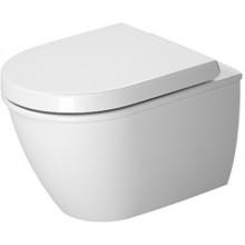 WC závěsné Duravit odpad vodorovný Darling New hlub.splachování 36x48,5 cm bíla + wondergliss