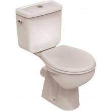 WC kombinované Ideal Standard odpad vodorovný Eurovit smontovaný  bílá