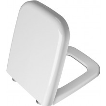 Sedátko WC Vitra duraplastové s kov. panty Shift soft close  bílá