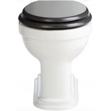 HERITAGE CLAVERTON WC mísa 425mm, bez nádržky, bílá