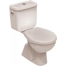 IDEAL STANDARD EUROVIT kombinovaný klozet 355x655mm, plně smontovaný, vnitřní kolmý odpad, bílá