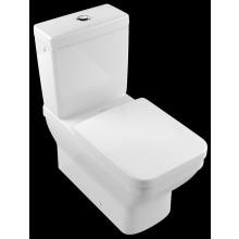 VILLEROY & BOCH ARCHITECTURA WC mísa 370x700mm bez nádržky, hluboké splachování, Bílá Alpin CeramicPlus