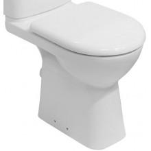 DEEP BY JIKA WC mísa 360x670x480mm, vodorovný odpad, bílá
