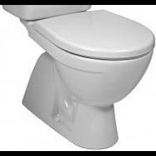 JIKA LYRA PLUS WC mísa 360x630mm, svislý odpad, bílá