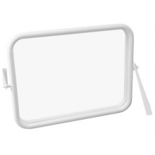 JIKA UNIVERSUM zrcadlo 450x600mm, s páčkou, nastavitelné, nerez