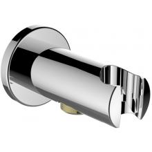 Příslušenství ke sprše Laufen - připojení sprch.hadice s držákem ruční sprchy  chrom