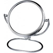 NIMCO kosmetické zrcadlo 190x200mm stojánkové, chrom ZR 7892N-26