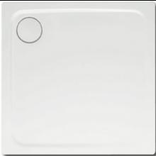 KALDEWEI SUPERPLAN PLUS 478-2 sprchová vanička 900x1000x25mm, ocelová, obdélníková, bílá Perl Effekt 470348043001