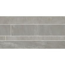 MONOCIBEC DISTRICT mozaika 30x60cm, muretto, grigio