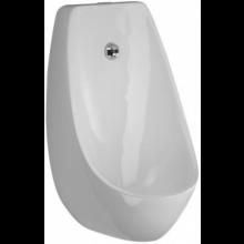 JIKA DOMINO SENSOR urinál 430x315mm, s otvorem, s automatickým splachováním, síťové napájení, bílá