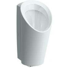 LAUFEN LEMA odsávací urinál se senzorem 350x400mm s přibližovací elektronikou, bílá