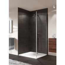 CONCEPT 300 sprchová stěna 1000x1900mm boční, stříbrná/čiré sklo AP, PT432605.092.322