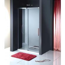 POLYSAN ALTIS LINE sprchové dveře 1400mm do niky, posuvné, chrom/čiré sklo antidrop