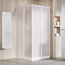 RAVAK SUPERNOVA SRV2-S 80 sprchové dveře 770-790x1850mm, jeden díl, bílá/pearl