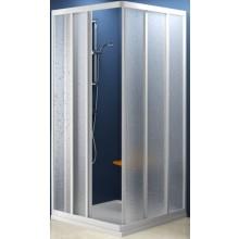 RAVAK SUPERNOVA ASRV3 100 sprchové dveře 100x1880mm, třídílné, posuvné, bílá/pearl