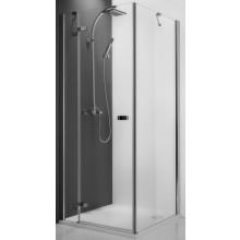 ROTH ELEGANT LINE GDOP1/1100 sprchové dveře 1100x2000mm pravé jednokřídlé, bezrámové, brillant/transparent
