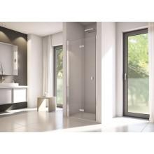 CONCEPT 200 sprchové dveře 900x2000mm dvoudílné, skládací, panty vpravo, aluchrom/čiré sklo concept-Clean