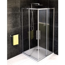 POLYSAN ALTIS LINE sprchová zástěna 900x900x2000mm, čtverec, čiré sklo