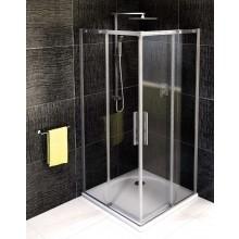 POLYSAN ALTIS LINE sprchová zástěna 1000x1000x2000mm, čtverec, čiré sklo