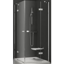 RAVAK SMARTLINE SMSRV4 80 sprchový kout 800x800x1900mm rohový, čtyřdílný chrom/transparent 1SV44A00Z1