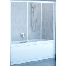 RAVAK AVDP3 150 vanové dveře 1500x1340mm, bílá/rain