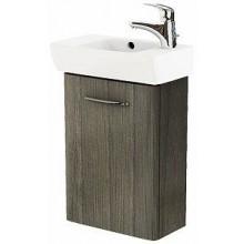 KOLO NOVA PRO koupelnová sestava umývátko 45cm a spodní skříňka, šedý jilm M39009000