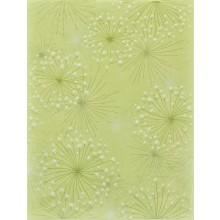 RAKO DELTA dekor 25x33cm zelená WITKB149