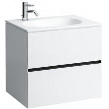 Nábytek skříňka pod umyvadlo Laufen Palomba 65 cm bílá