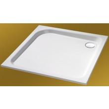 CONCEPT HÜPPE Verano sprchová vanička 800x800mm bílá 235000.055