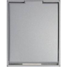 AEG COMPACT zásuvka, titanová/titanová