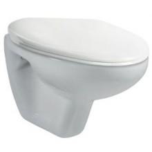 EASY ZOOM závěsné WC 370x540mm, vodorovný odpad, bílá