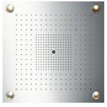 AXOR SHOWER COLLECTION SHOWERHEAVEN horní sprcha 720x720mm DN20, s osvětlením, nerezová ocel
