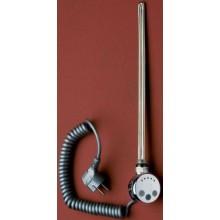 P.M.H. MEG 1.0.04-C400W elektrická topná tyč 400W s termostatem, chrom