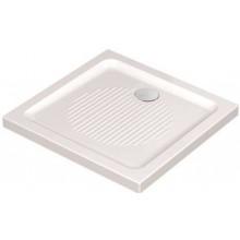 IDEAL STANDARD CONNECT sprchová vanička 800mm čtverec, bílá T266101