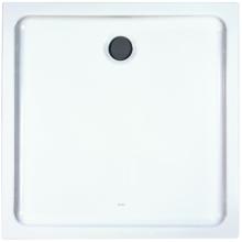 LAUFEN MERANO keramická sprchová vanička 900x900x65mm čtvercová, bílá Anti Slip 8.5395.1.600.000.3