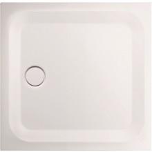 CONCEPT 200 sprchová vanička 100x100x2,5cm, obdélníková ocel, bílá