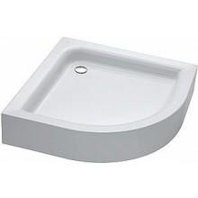 KOLO STANDARD PLUS sprchová vanička 900x900x205mm, čtvrtkruhová, s integrovaným panelem, akrylátová, bílá