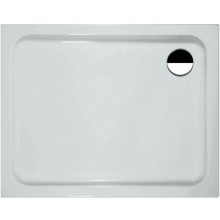 LAUFEN SOLUTIONS sprchová vanička 1000x900mm, akrylátová, obdélníková, bílá