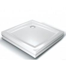 RAVAK PERSEUS 80 PP sprchová vanička 800x800mm akrylátová, čtvercová bílá A024401510