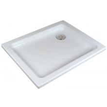 RAVAK ANETA 75 PU sprchová vanička 775x90x905mm, akrylátová, obdélníková, bílá