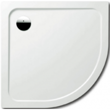 KALDEWEI ARRONDO 871-1 sprchová vanička 900x900x65mm, ocelová, čtvrtkruhová, R550, bílá 460100010001