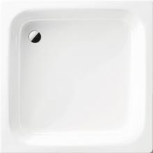 KALDEWEI SANIDUSCH 396 sprchová vanička 900x900x140mm, ocelová, čtvercová, bílá