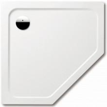 KALDEWEI CORNEZZA 670-1 sprchová vanička 900x900x25mm, ocelová, pětiúhelníková, bílá, Perl Effekt, Antislip 459030003001