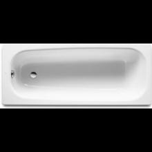 ROCA CONTINENTAL vana 1600x700mm, litina, bílá