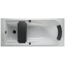 KOLO COMFORT PLUS vana akrylátová 170x75cm pravoúhlá, s madly, bílá XWP1471000