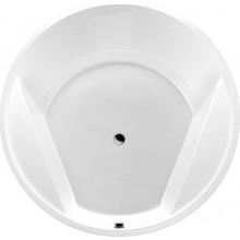 SANTECH MONTE vana 160cm kruhová, akrylát, bílá